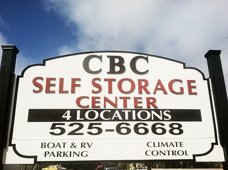 Beaufort Self Storage : CBC Self Storage Center